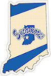 State of Indiana Magnets